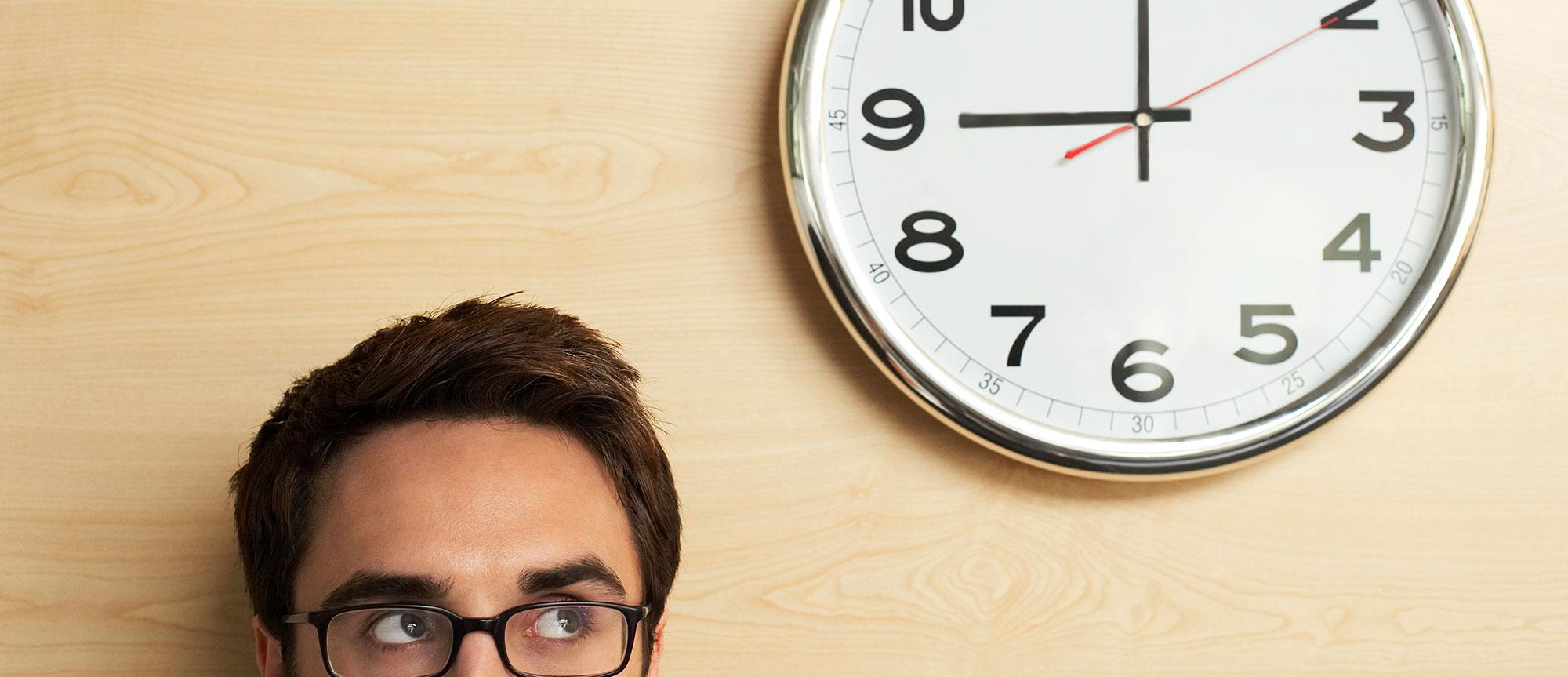 gerenciar o tempo