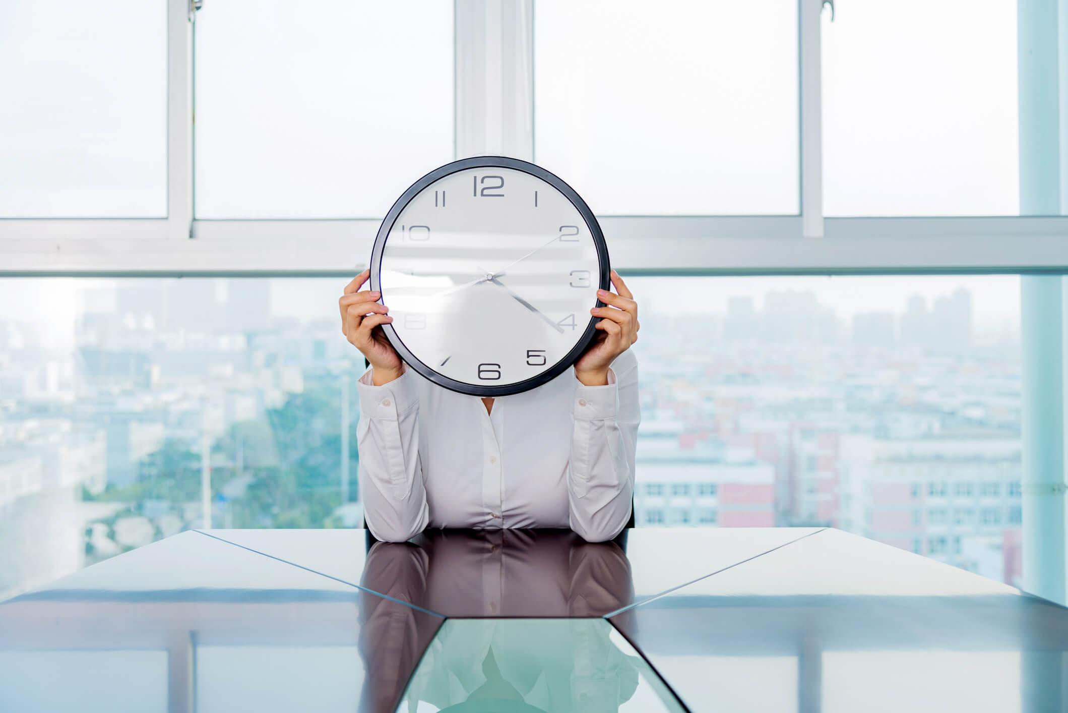 o que é gestão de tempo